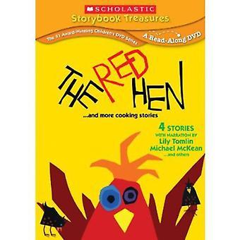 Rode duivin & meer koken verhalen [DVD] USA importeren
