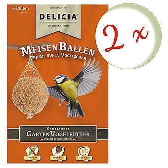 Sparset: 2 x FRUNOL DELICIA® Delicia® TeisenBaleen, 6 pieces