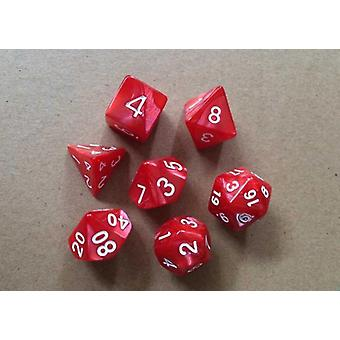 Multifaceted Dice Game