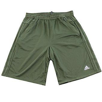 Adidas YB CQ Olive Green Khaki Kids Juniors Boys Training Shorts F48961 R7C