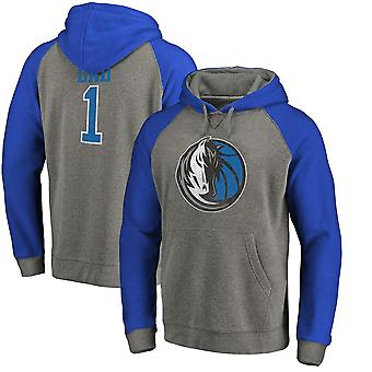 Dallas Mavericks No.1 Pullover Huppari Swearshirt Toppit 3WY621