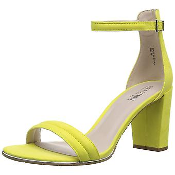 Kenneth Cole Reaction Womens Lolita Leather Open Toe Casual Ankle Strap Sandals