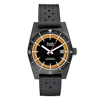 Alsta Surf N Ski Men's Automatic Wristwatch LIMITED EDITION