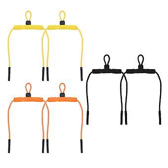 Floating Foam Eyewear Retainer Sunglass Strap Rope Lanyard 2Pcs