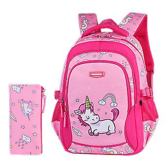 Edison New School Bag Backpack Miracle Series Cartoon Student 3d Printing
