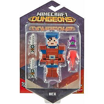 Hex (Donjons Minecraft) 3.25 Inch Figure
