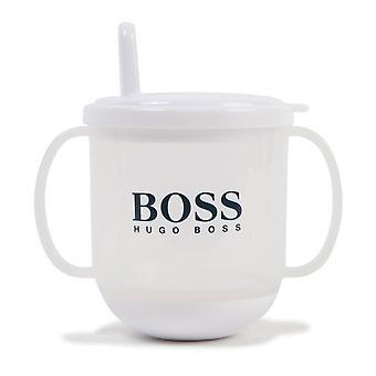 Hugo boss baby white beaker j90p03 10b