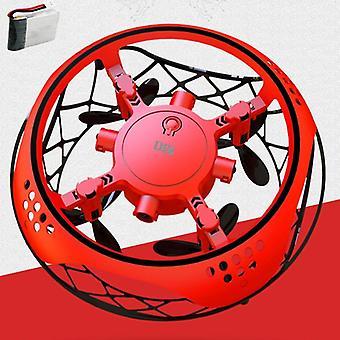 Mini Drone Quad Induction Levitation Flying Drone Quadcopter Kids