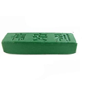 Alumiinioksidi vihreä hieno, hankaava buff kiillotus, yhdiste metalli koruja tahna