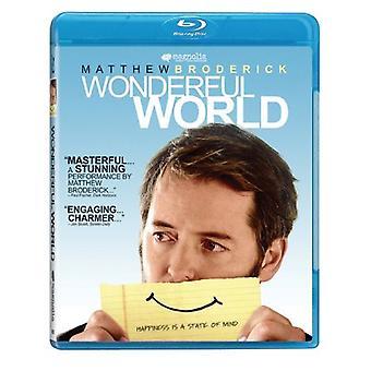 Wonderful World [BLU-RAY] USA import