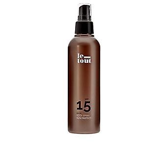 Body Sunscreen Spray Le Tout Spf 15 (200 ml)