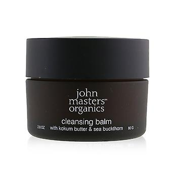 John Masters Organics Cleansing Balm With Kokum Butter & Sea Buckthorn 80g/2.8oz