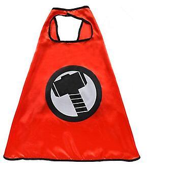 Marvel Thor Action Figuren Spielzeug LED Sound Licht Maske Hammer Axt Mantel Cosplay