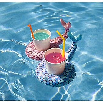 BigMouth Inc. Mermaid Tails Inflatable Beverage Boats