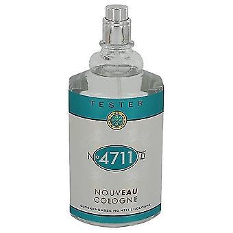 4711 Nouveau Cologne Spray (Unisex Tester) Por 4711 3.4 oz Cologne Spray