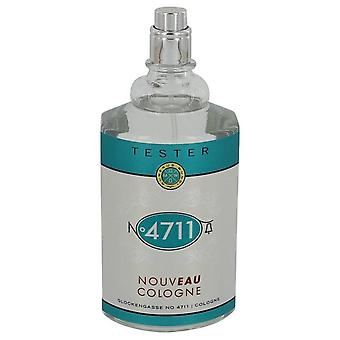 4711 Nouveau Cologne Spray (Unisex Tester) Door 4711 3,4 oz Cologne Spray
