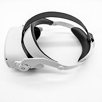 هالو Strap قابل للتعديل لـ Oculus Quest 2 Vr، زيادة الملحقات الداعمة