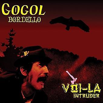 Gogol Bordello - Voi-La Intruder [CD] USA import