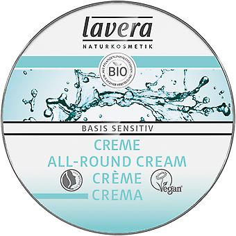 Lavera Sensitive Base Shea Butter and Almond Body Cream 25 ml
