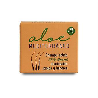 Aloe Mediterraneo Natuurlijke vaste shampoo