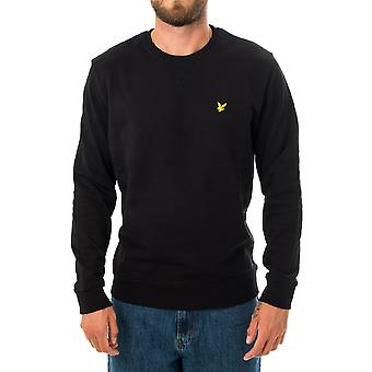 Sweat-shirt homme lyle & scott crewneck sweat-shirt ml424vtr.z865