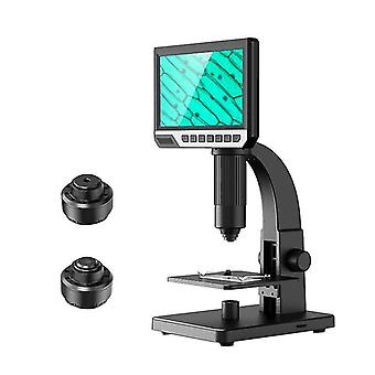 7Inch شاشة عالية الوضوح 2000x المجهر الرقمي 12MP كاميرا 1080p الفيديو الخلية البيولوجية & المكبر الصناعية