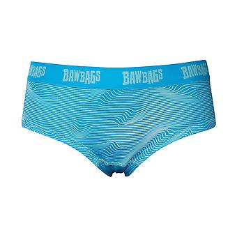 Bawbags Cool De Sacs Women's Surface Underwear - Light Blue