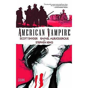 American Vampire TP Vol 01 American Vampire Paperback