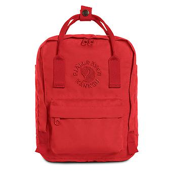Fjallraven - Re-Kanken Mini Special Edition Recycled Backpack for Everyday - Red
