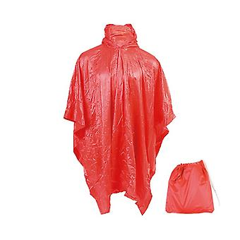 Poncho impermeable con capucha 149486