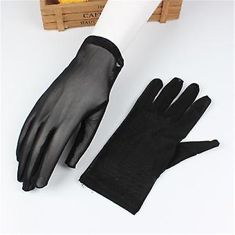 Новые летние перчатки, женщины Сексуальные перчатки вождения