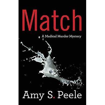 Match A Medical Murder Mystery