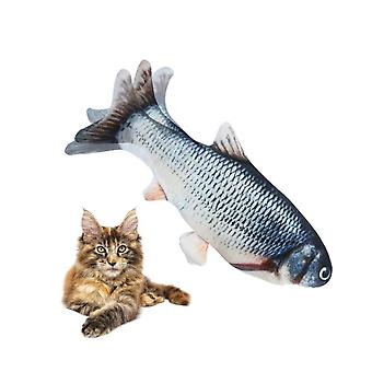 Electric Usb Charging Simulation Fish For Cat Toy