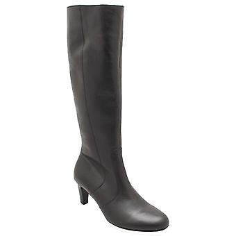 Gabor Maybe-s Black Knee High Boot