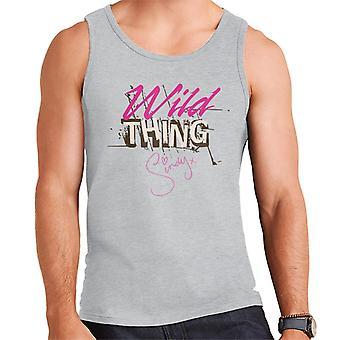 Sindy Wild Thing Men's Vest
