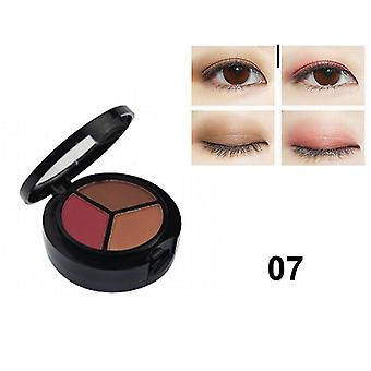 Makeup shimmer eyeshadow palette smoky cosmetics set pl-460