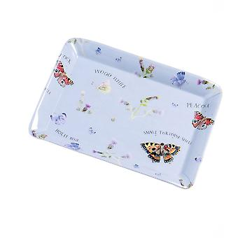 Stow Green Country Butterflies Scatter Tray