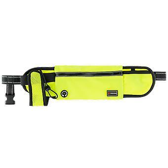 Freedog Jogging Belt Belt Neon Yellow Ultratrail