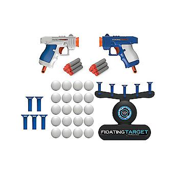 Floating Flyball Targets Game Electric Levitating Flyball Target Shooting Funny Flyball Target Toys