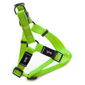 Bull Petral: Fluor Green (Dogs , Collars, Leads and Harnesses , Harnesses)
