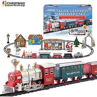 81020 Deluxe-Weihnachtsmannzug