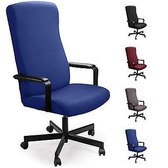 Bürostuhl bezug Bürostuhlabdeckung Stuhlhussen Drehstuhl Bezug Moderne Stuhlzug Sessel Cover
