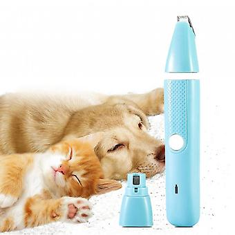 Quiet Painless Dog Nail Grinder,pet Nail Trimmer,powerful Dog Nail Trimmer