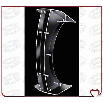 Lecterns christan clear church plexiglass prodium acrylic / pulpit plexiglass / desk