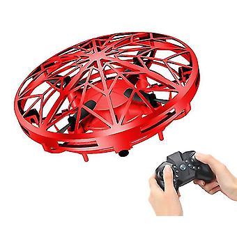 Вертолет RC UFO Dron Самолет Ручное зондирование Инфракрасный RC Квадрокоптер Электрические индукционные мини-игрушки для