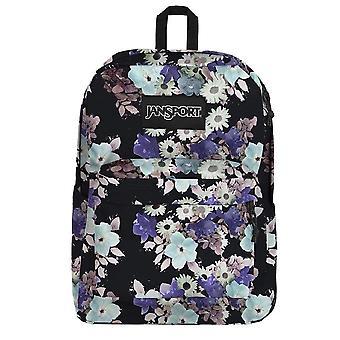 Jansport Superbreak Plus Backpack - Focal Flower