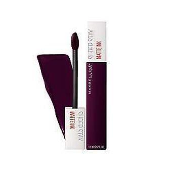 Maybelline Makeup SuperStay Matte Ink Liquid Lipstick, Escapist