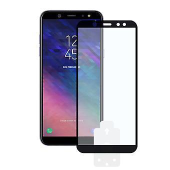 Mobilny ochraniacz ekranu ze szkła hartowanego Samsung Galaxy A6 2018 KSIX Extreme 2.5D