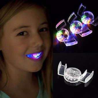 Halloween Led - Light Up Mundschutz Stück Blinkendes Spielzeug
