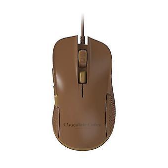 Čokoládové myši Professional Herný notebook myš myš
